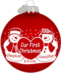 firstchristmasornament
