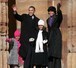 the-obama-family